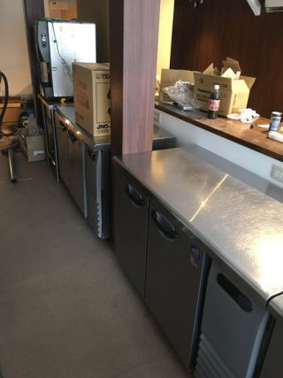 長野市の厨房機器