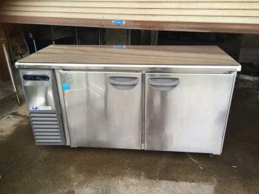 冷凍冷蔵コールドテーブル