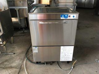 【中古】食器洗浄機/大和冷機/DDW-UE4(01-60)/2017年製/幅600×奥行600×高さ800
