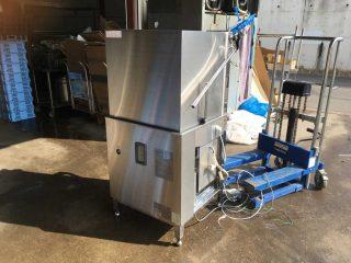 【中古】食器洗浄機/横河電子/E5-G08/2009年製/幅600×奥行600×高さ1380